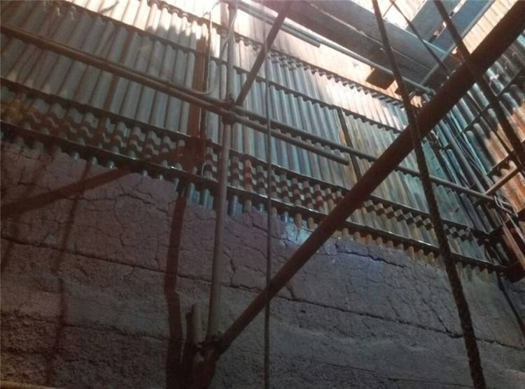 循环流化床锅炉水冷壁防磨导流板的应用